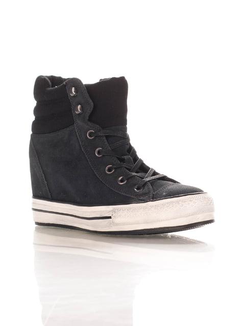 Сникерсы черные Converse 4123826