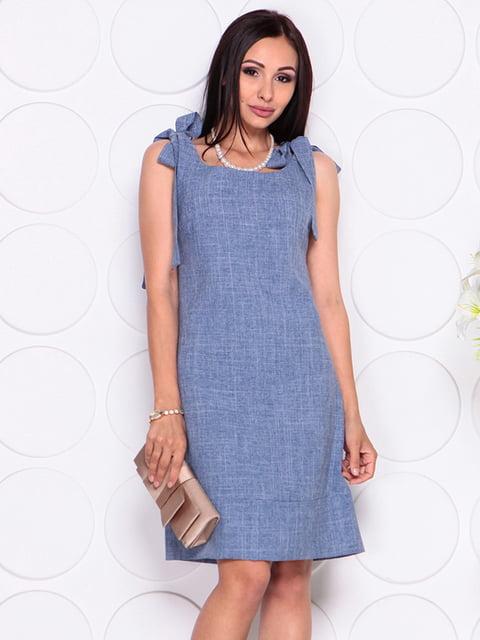 Сукня кольору джинсу Laura Bettini 4384425