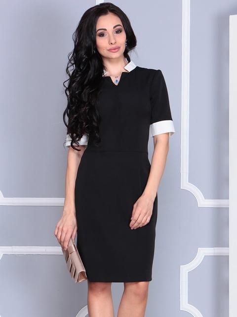 Сукня чорна Rebecca Tatti 4384508