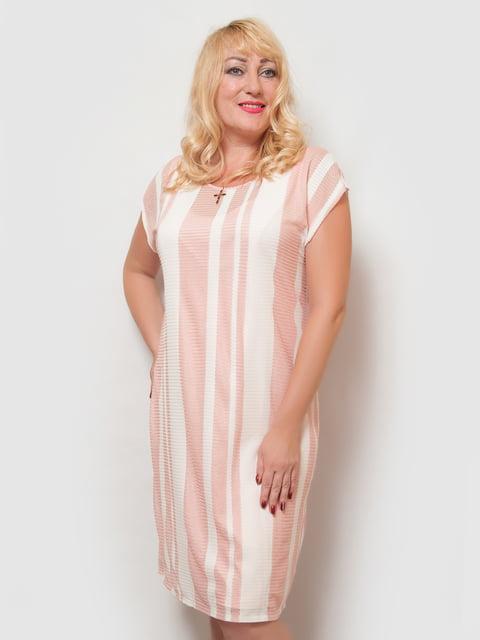 Платье в полоску LibeAmore 4386141