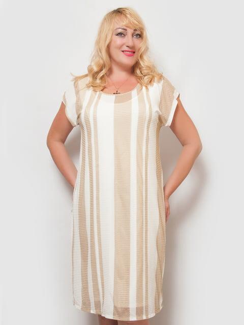 Платье в полоску LibeAmore 4386142