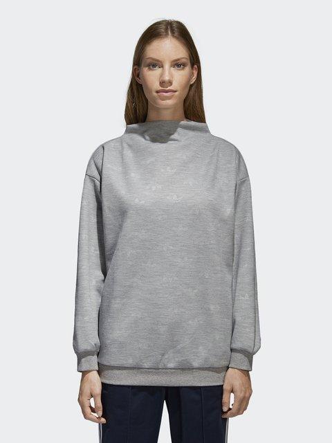 Джемпер серый Adidas 4345969