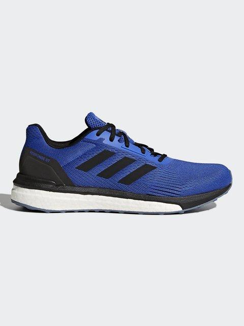 Кроссовки синие Adidas 4345997