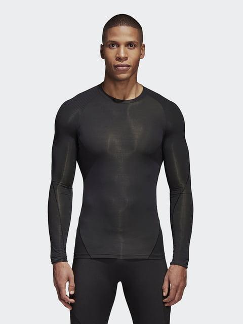 Джемпер чорний Adidas 4376212