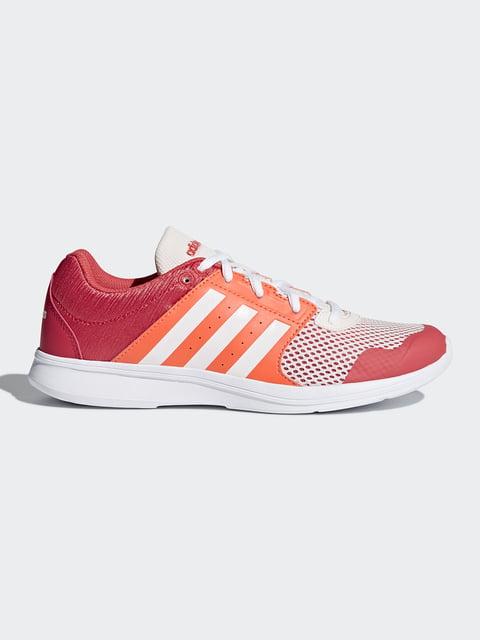 Кросівки коралові Adidas 4376485