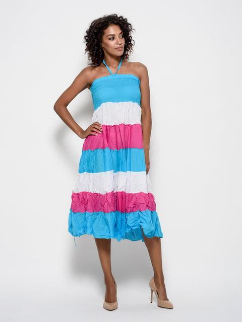 Платье в полоску Magnet 4387183