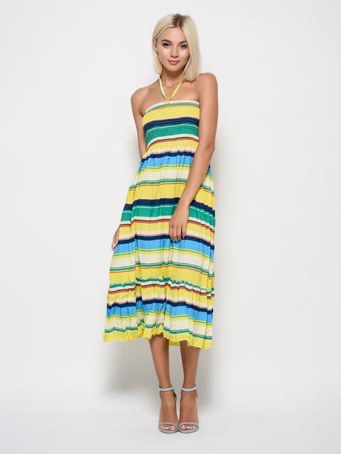 Платье в полоску Magnet 4387186