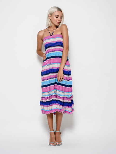 Платье в полоску Magnet 4387188