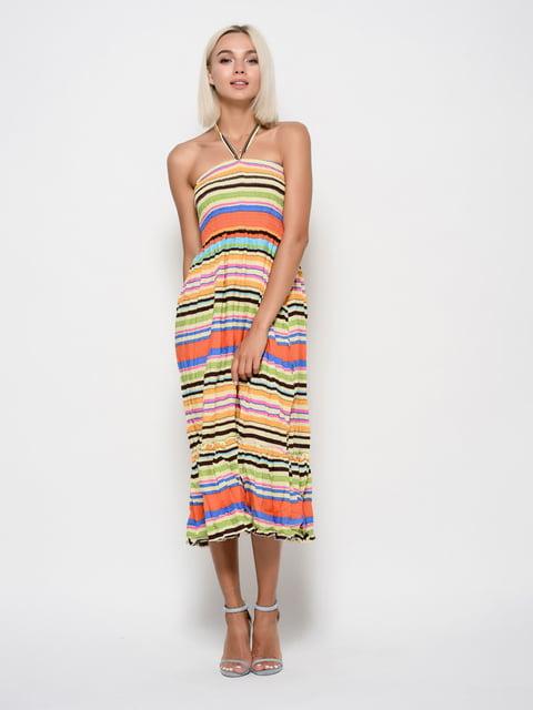 Платье в полоску Magnet 4387191