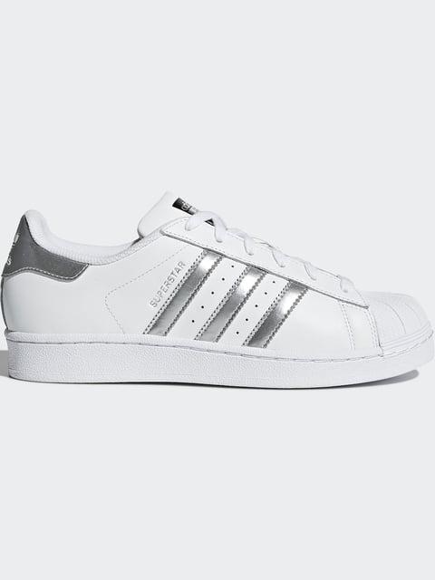 Кроссовки белые Adidas Originals 4385355
