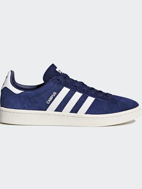 Кроссовки синие Adidas Originals 4385401