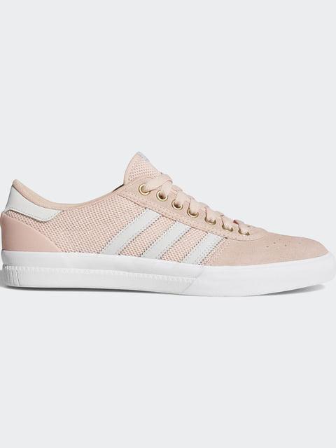 Кеды персикового цвета Adidas Originals 4385450