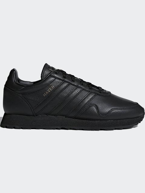 Кроссовки черные Adidas Originals 4385623