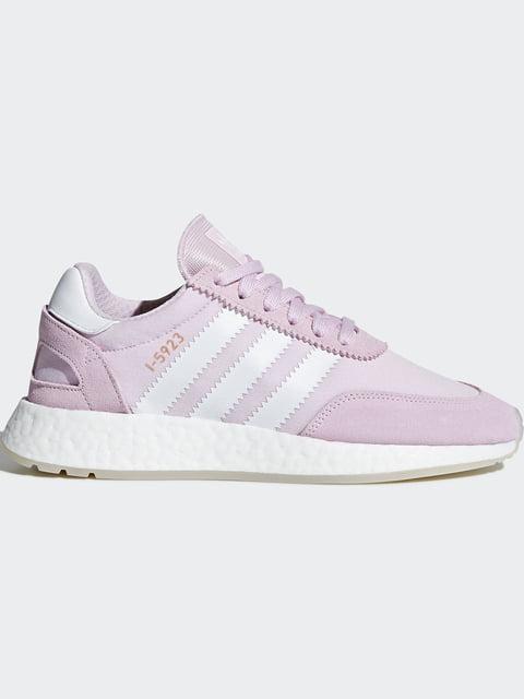 Кроссовки розовые Adidas Originals 4385640