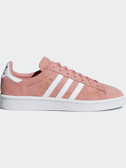 Кроссовки цвета чайной розы Adidas Originals 4391180