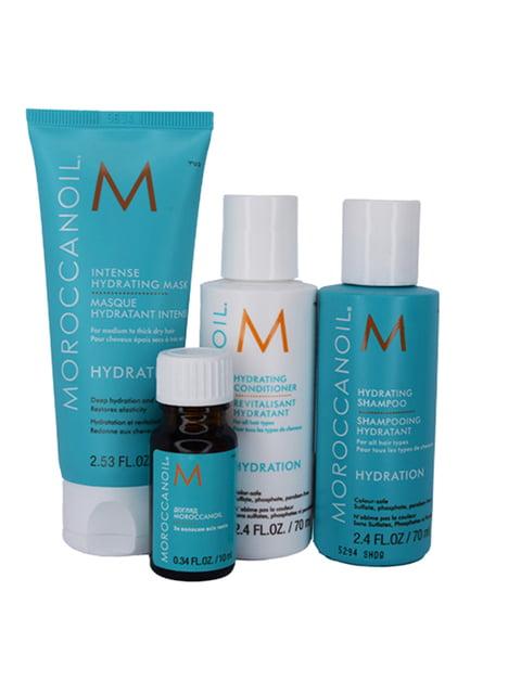 Набір «Інтенсивне живлення для волосся» + подарунок Moroccanoil 4159587