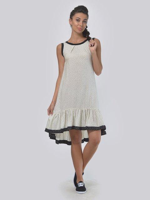 Платье белое AGATA WEBERS 4388473