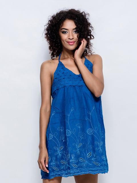 Сукня темно-синя Magnet 4368375