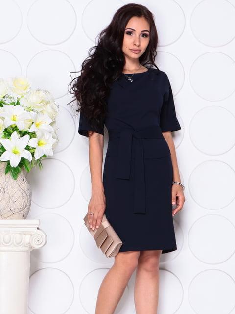 Платье темно-синее Laura Bettini 4399821