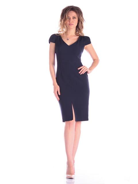 Платье темно-синее Victoria Loks 4399863