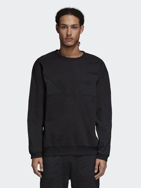 Джемпер черный Adidas 4390455