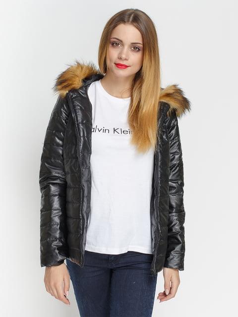 Куртка чорна LANSHIFEI 4327078