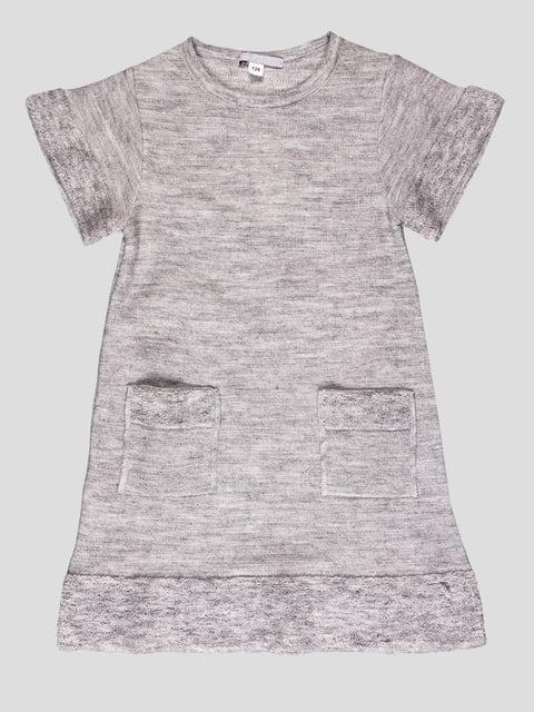 Сукня сіра Flash 4397547