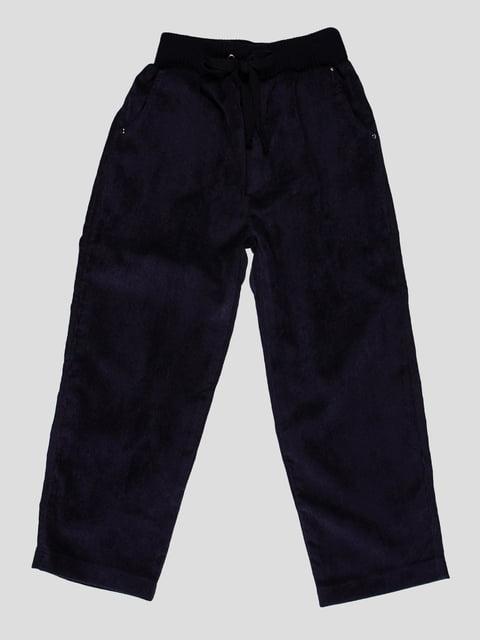 Штани темно-сині Flash 4397550