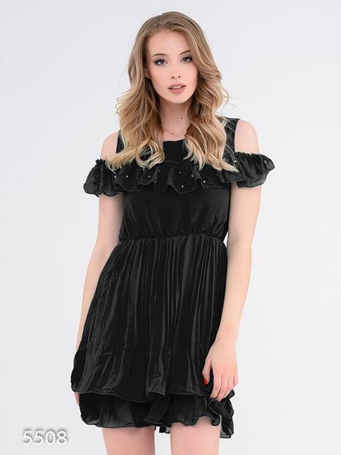 Платье черное Magnet 4342672