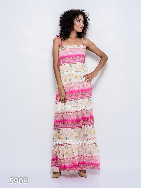 Сукня в принт Magnet 4412344