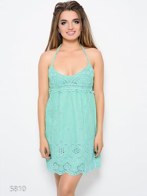 Сукня м'ятного кольору Magnet 4412347