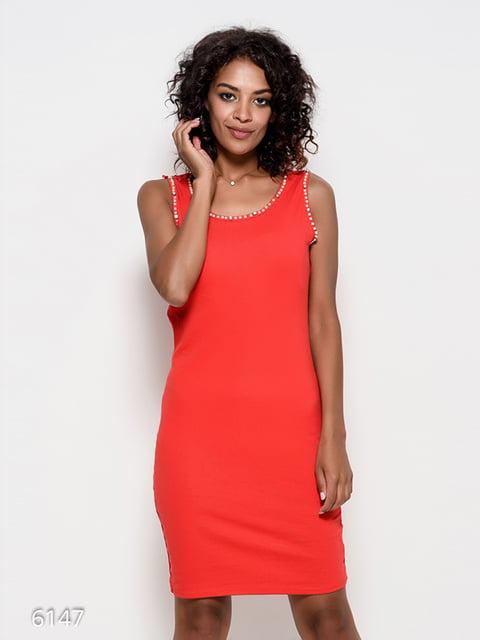 Платье красное Magnet 4412359