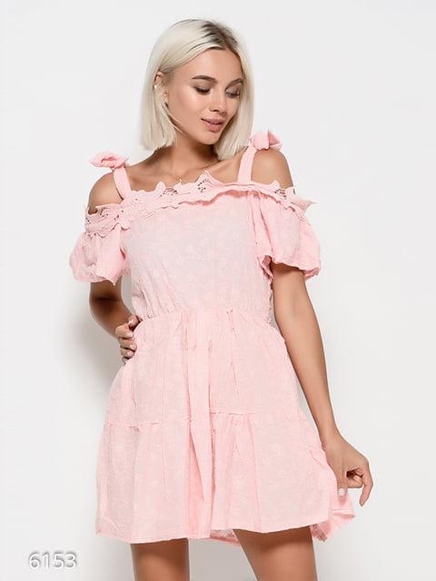 Платье розовое Magnet 4412362