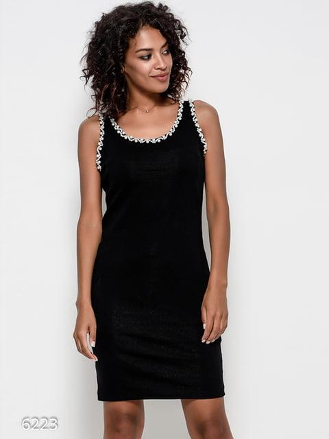 Платье черное Magnet 4412378