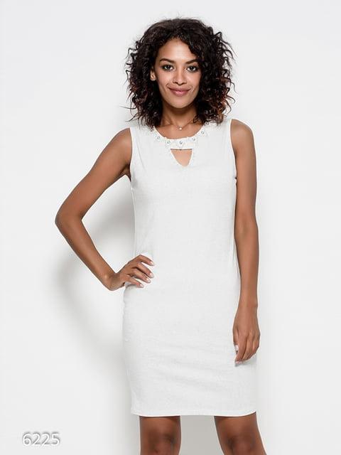 Платье светло-серое Magnet 4412382