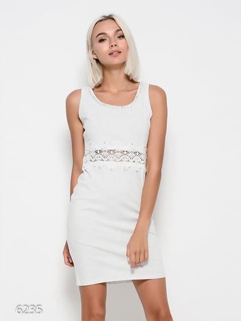 Платье белое Magnet 4412386