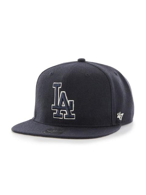 Бейсболка черная с вышивкой 47 Brand 4411871