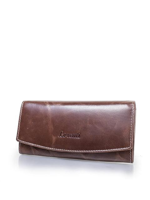Кошелек коричневый Lorenti 4413478