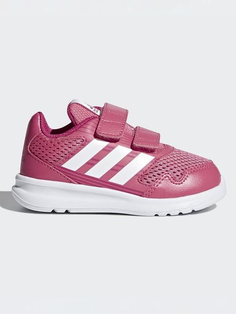 Кросівки рожеві Adidas 4416014