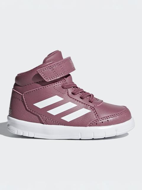 Кросівки бузкові Adidas 4416037