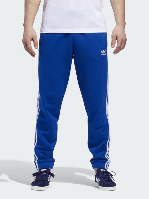 Брюки синие Adidas Originals 4415890