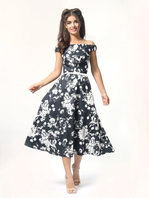 Платье в цветочный принт AGATA WEBERS 4418839