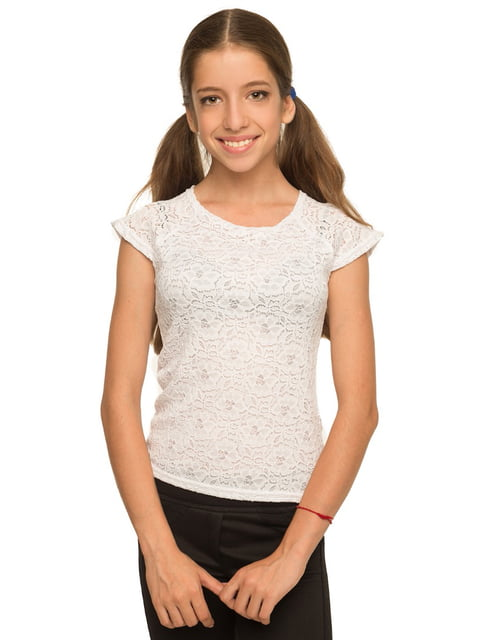 Блуза белая Tashkan 4419837