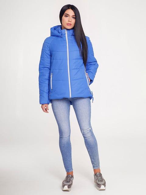 Куртка цвета электрик Favoritti 4421193