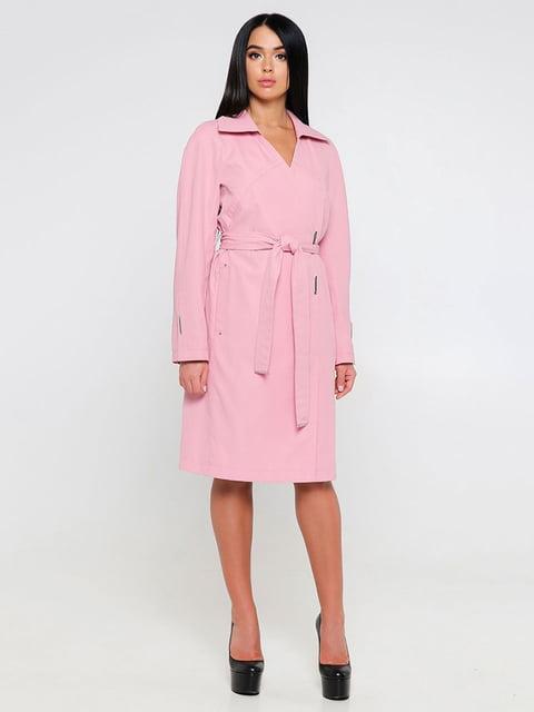 Плащ рожевий Favoritti 4421203