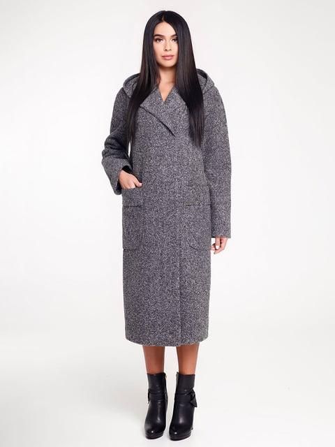 Пальто серое Favoritti 4421237
