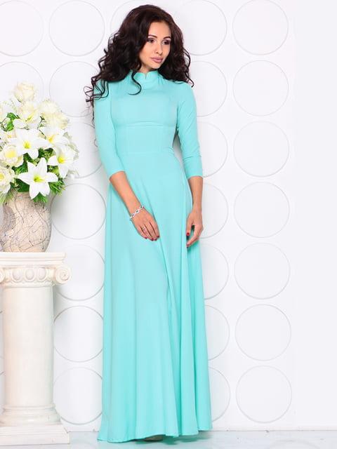 Платье голубое Laura Bettini 4414383