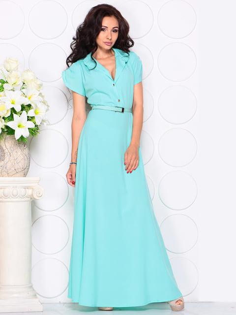 Платье голубое Laura Bettini 4414388