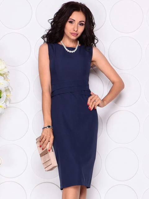 Платье темно-синее Laura Bettini 4414395