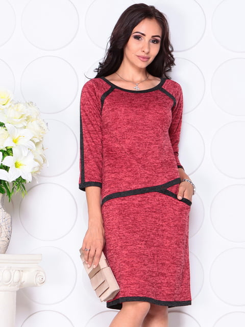 Платье красное Laura Bettini 4419753